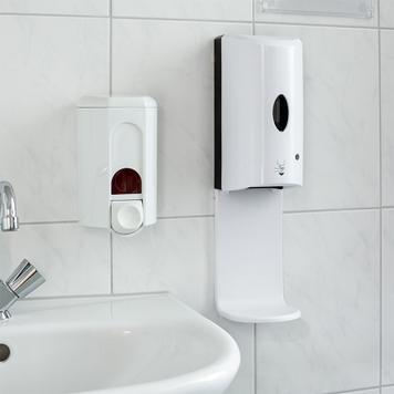 """""""Sensor-Wall""""  fali szenzoros  fertőtlenítő adagoló"""