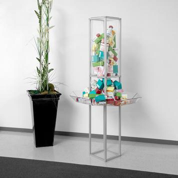 """Összedugható display """"Construct-ömlesztett áru"""""""