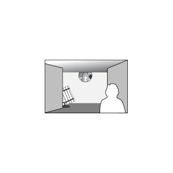 Ellenőrző tükör 360°